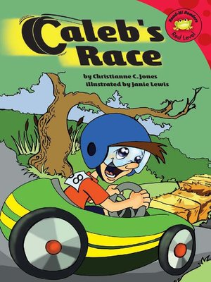cover image of Caleb's Race