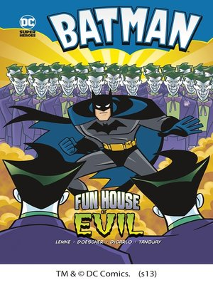 cover image of Fun House of Evil