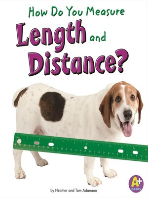 cover image of How Do You Measure Length and Distance?