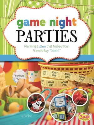 cover image of Game Night Parties