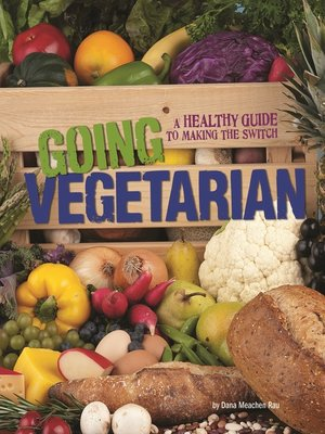 cover image of Going Vegetarian