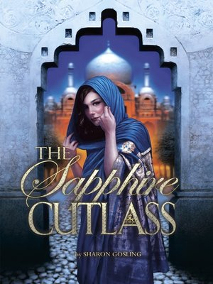 cover image of The Sapphire Cutlass