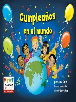 cover image of Cumpleaños en el mundo