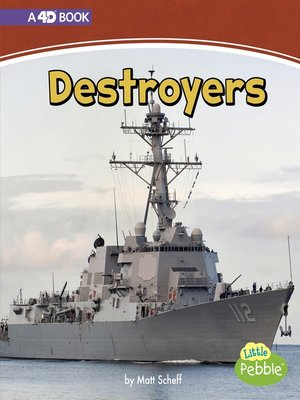 cover image of Destroyers