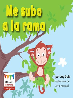 cover image of Me subo a la rama