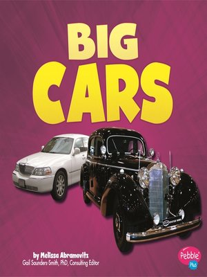 cover image of Big Cars