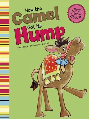 cover image of How the Camel Got Its Hump