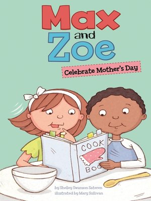 cover image of Max and Zoe Celebrate Mother's Day
