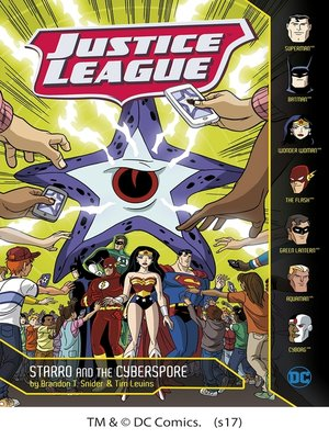 cover image of Starro and the Cyberspore