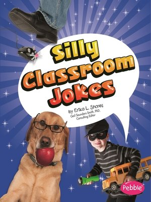 cover image of Silly Classroom Jokes