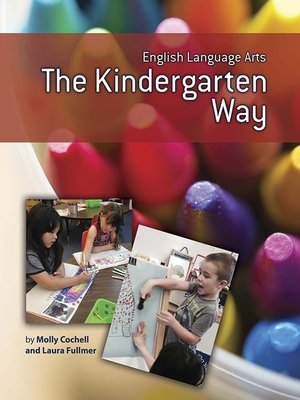 cover image of English Language Arts the Kindergarten Way