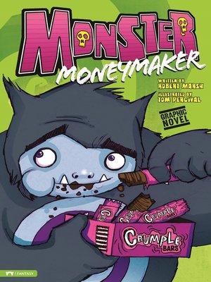 cover image of Monster Moneymaker