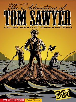 cover image of Adventures of Tom Sawyer