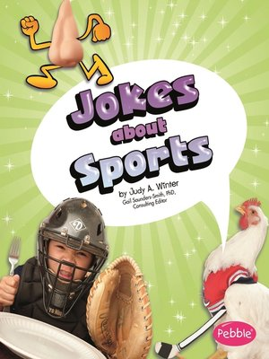 cover image of Jokes about Sports