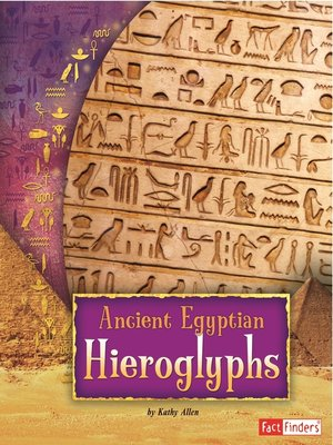 cover image of Ancient Egyptian Hieroglyphs