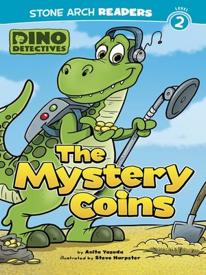 cover image of The Mystery Coins
