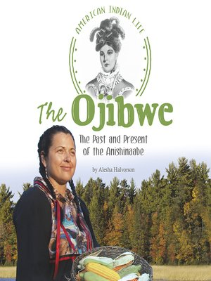 cover image of The Ojibwe