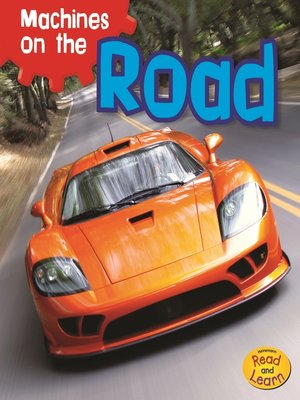 cover image of Machines on the Road