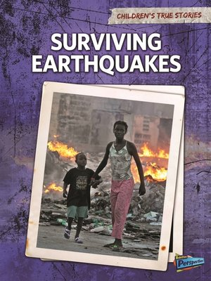 cover image of Surviving Earthquakes