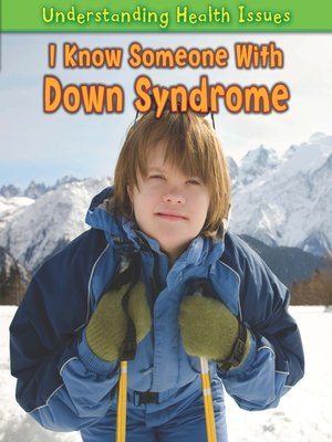 cover image of I Know Someone with Down Syndrome