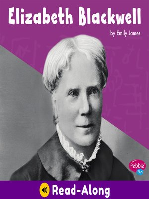cover image of Elizabeth Blackwell