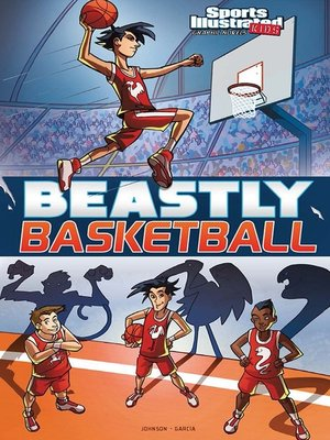 cover image of Beastly Basketball