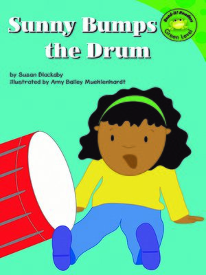cover image of Sunny Bumps the Drum
