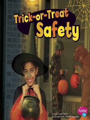 cover image of Trick-or-Treat Safety