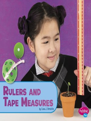 cover image of Rulers and Tape Measures