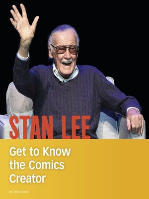 cover image of Stan Lee