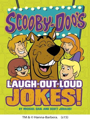cover image of Scooby-Doo's Laugh-Out-Loud Jokes!