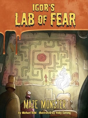 cover image of Maze Monster