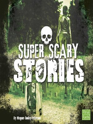 cover image of Super Scary Stories