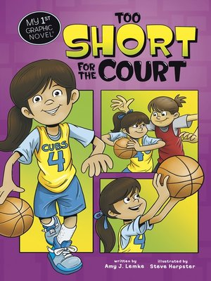 cover image of Too Short for the Court