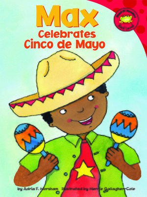 cover image of Max Celebrates Cinco de Mayo
