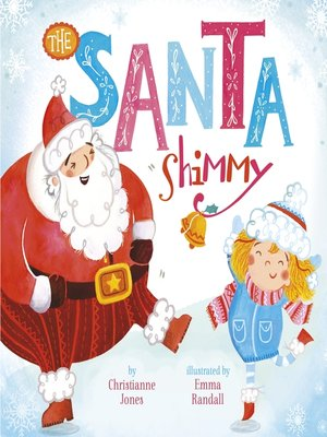 cover image of The Santa Shimmy