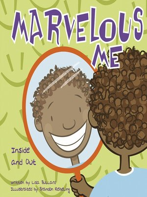 cover image of Marvelous Me