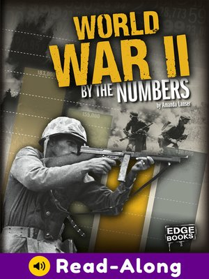 cover image of World War II by the Numbers