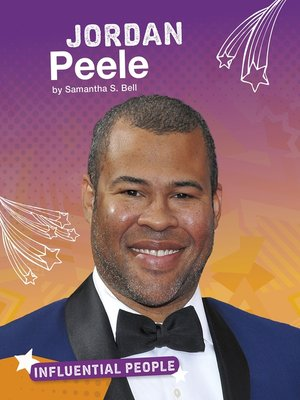 cover image of Jordan Peele