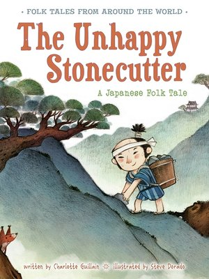 cover image of The Unhappy Stonecutter