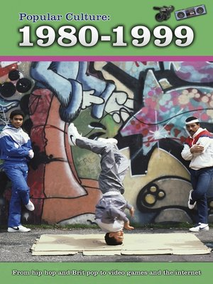 cover image of Popular Culture: 1980-1999