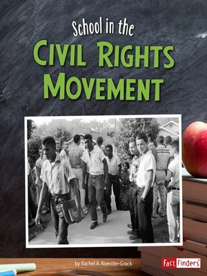 cover image of School in the Civil Rights Movement