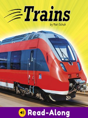 cover image of Trains