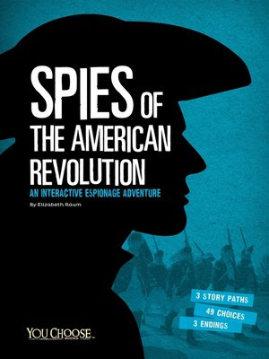 cover image of Spies of the American Revolution