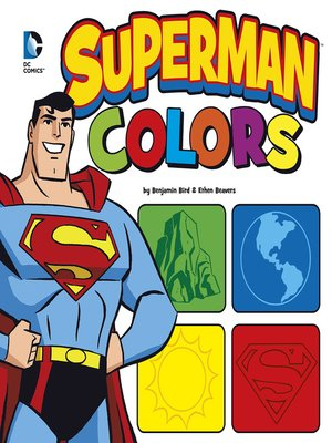 cover image of Superman Colors