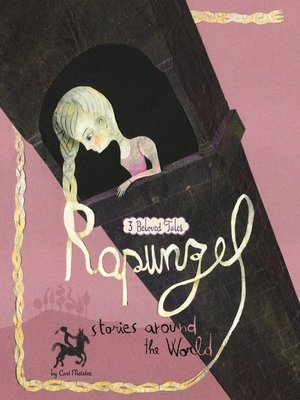 cover image of Rapunzel Stories Around the World