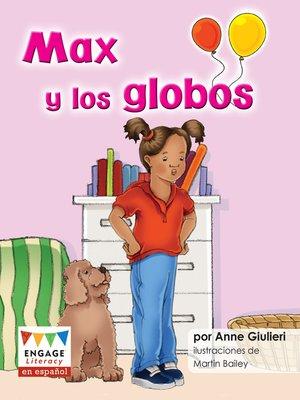 cover image of Max y los globos