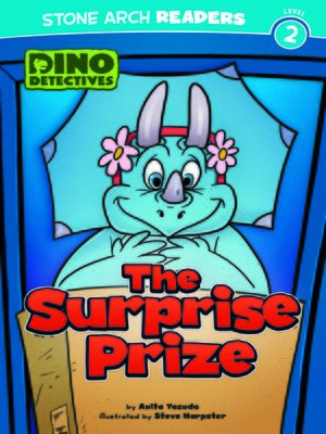 cover image of The Surprise Prize
