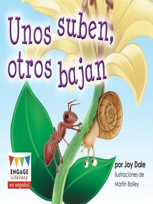 cover image of Unos suben, otros bajan