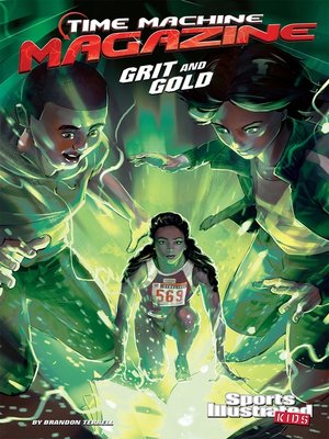 cover image of Grit and Gold
